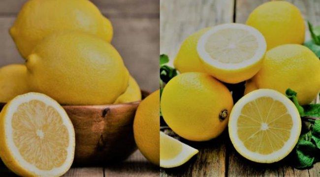 En çabuk etki gösteren Limon diyeti listesi: Garanti kilo verdiriyor...