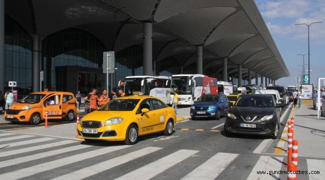 İstanbul Havalimanı'nda şüpheli paket