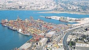 İzmir'de ihracat arttı, ithalatazaldı