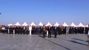 İzmir'de 30 Ağustos Bayramı kutlamaları