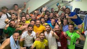 İzmir'e Menemenspor morali
