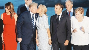 Macron'un İran kumarı tuttu