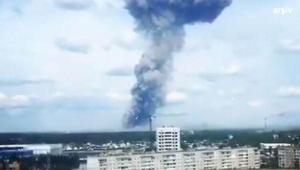 Rusya'da askeri birlikte meydana gelen patlamanın ayrıntıları belli oldu