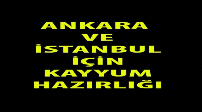 Son Dakika... İstanbul ve Ankara için kayyum hazırlığı...