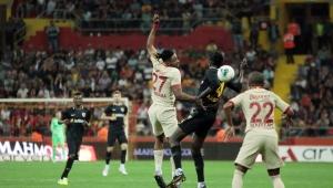 Süper Lig: İstikbal Mobilya Kayserispor: 2 - Galatasaray: 3
