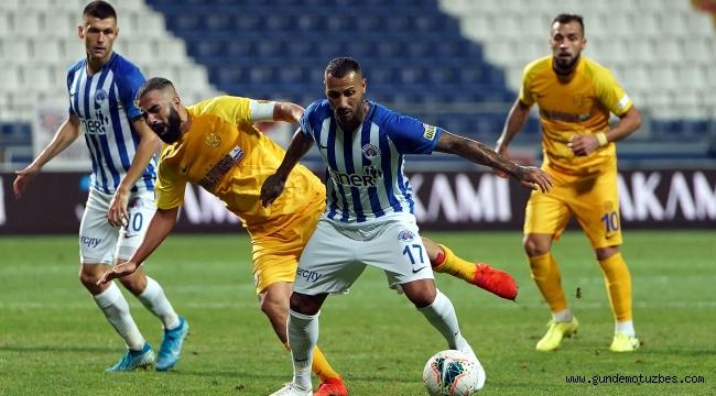 Süper Lig: Kasımpaşa: 0 - Ankaragücü: 1