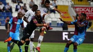 Süper Lig: Kasımpaşa: 1 - Trabzonspor: 1