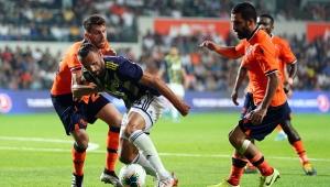 Süper Lig: M.Başakşehir: 1 - Fenerbahçe: 2