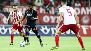 UEFA Şampiyonlar Ligi: Olympiakos: 2 - Başakşehir: 0