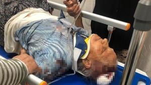 91 yaşındaki kadını 3 bin liralık ziynet eşyası için demir çubukla dövüp öldü diye bıraktı