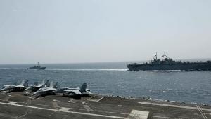 ABD'nin savaş açıklamasına İran'dan flaş sözler