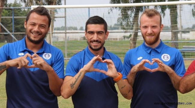 Futboldaki engeller İzmir'de ortadan kalktı