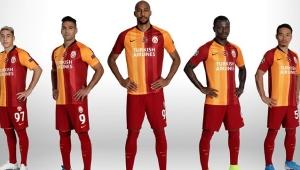 Galatasaray'ın Avrupa maçlarında sponsoru THY oldu