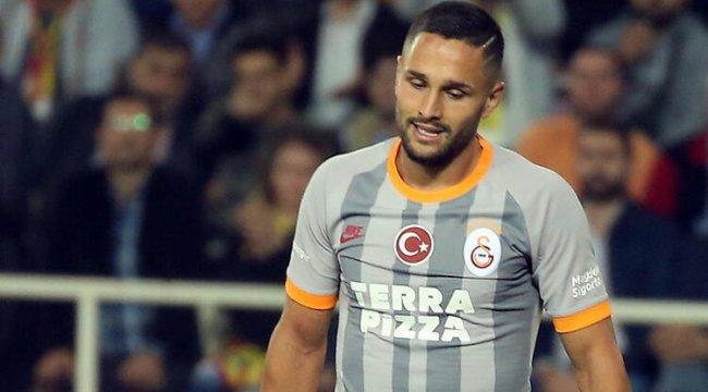 Galatasaray'ın yeni transferi Andone derbide tribünde!