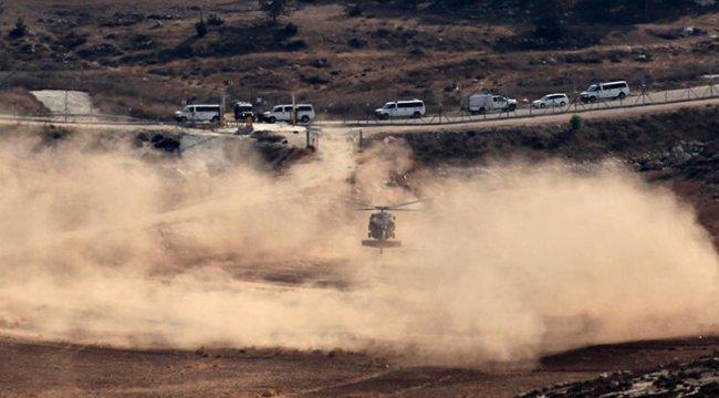 Gazze'de İsrail'e ait bir İHA düşürüldü