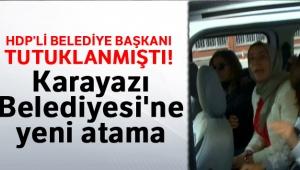 HDP'li Karayazı Belediye Başkanı görevden uzaklaştırıldı! Yerine Karayazı Kaymakamı görevlendirildi