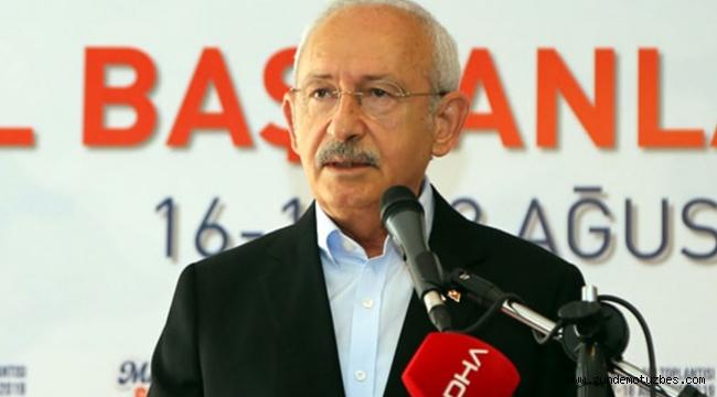 Kılıçdaroğlu: Mustafa Kemal'e verilmeyen yetkiler 21. yüzyılda bir kişiye verildi