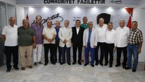 Konak'ta spora desteğe devam