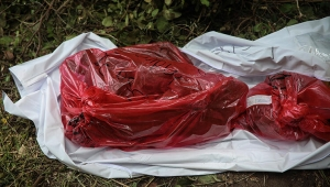 Meksika'da poşetlenmiş insan kalıntılarından 44'ünün kimlik tespiti yapıldı