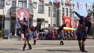 Ödemiş'in kurtuluşunun 97. yıl dönümü kutlanıyor