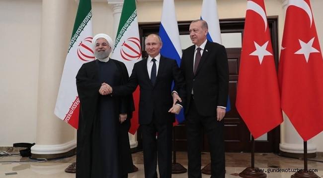 Peskov: Putin üçlü zirve kapsamında Erdoğan ve Ruhani ile ikili de görüşecek