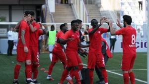 TFF 1. Lig: Keçiörengücü: 1 - B.B. Erzurumspor : 0