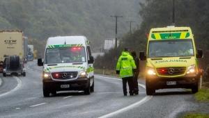 Yeni Zelanda'da turist otobüsü devrildi: 6 ölü, 6 yaralı