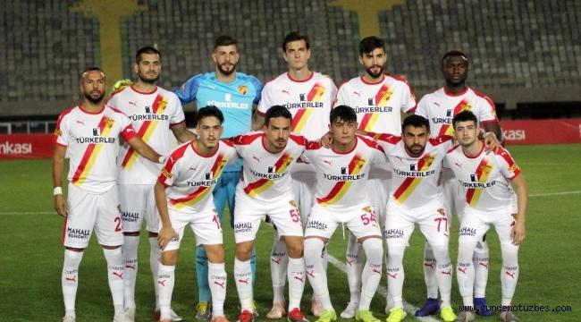 Ziraat Türkiye Kupası: Göztepe: 0 - Yozgatspor: 0