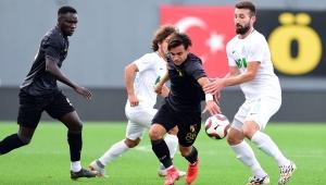 Ziraat Türkiye Kupası: İstanbulspor: 3 - Pazarspor: 2