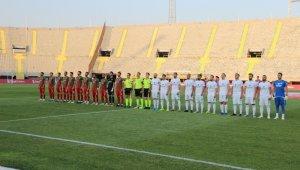 Ziraat Türkiye Kupası: Karşıyaka: 0 - Muğlaspor: 0