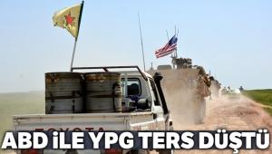 ABD ile YPG ters düştü