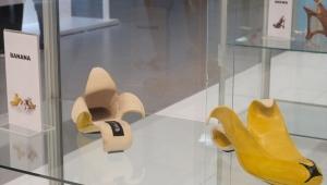 """""""Artistik"""" ayakkabılar CNR Expo'da"""