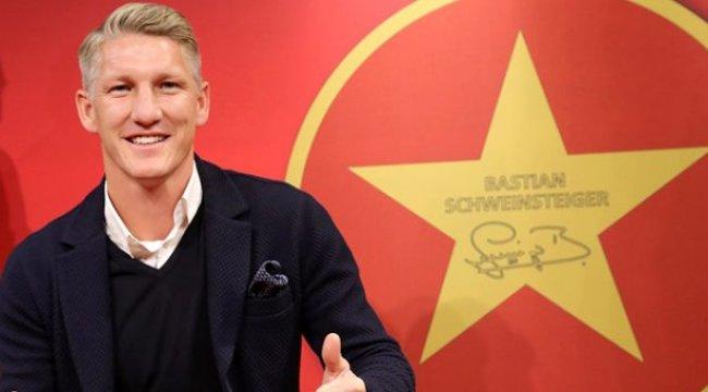 Bastian Schweinsteiger futbolu bıraktı!