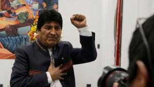 Bolivya'da hükümet, 'hile' iddialarıyla seçimin ikinci tura götürülmesine itiraz etmeyecek