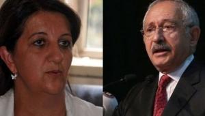 CHP ve HDP arasında büyük kavga: