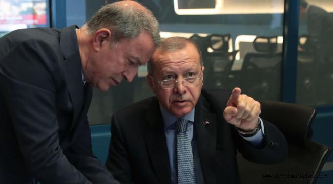 Cumhurbaşkanı Erdoğan başkanlığında 'Barış Pınarı Harekatı Koordinasyon Toplantısı' yapıldı