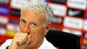 Deschamps Türkiye maçı öncesi açıkladı: Kante'nin oynaması zor