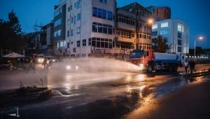 Etiyopya Başbakanı Ahmed tankerle ağaçları suladı