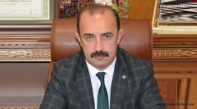 Hakkari Belediye Başkanı Karaman'ın yerine Vali Akbıyık kayyum atandı