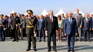 İzmir'de 29 Ekim Cumhuriyet Bayramı kutlamaları başladı