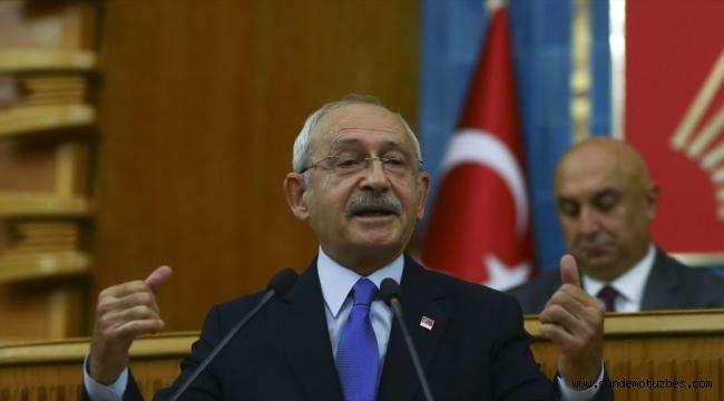 Kılıçdaroğlu'ndan ABD'ye tasarı tepkisi: Bunu kabul etmiyorum