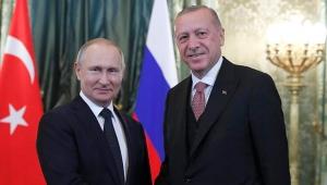 Kremlin duyurdu: Putin, Erdoğan'ı davet etti
