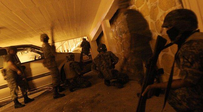 Meksika'da silahlı çatışma: 15 ölü