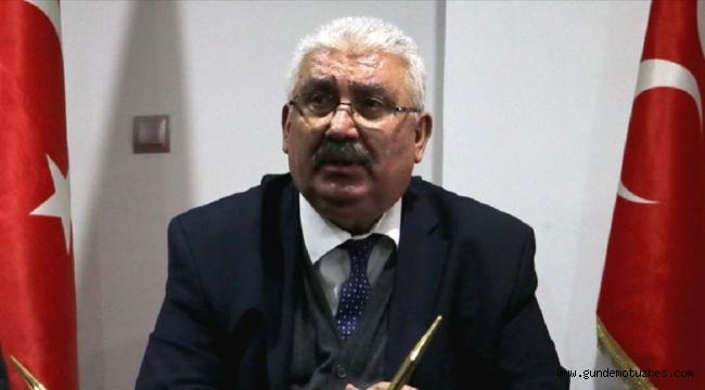 MHP'li Yalçın: Barış Pınarı Harekatı'nı karalama kampanyaları başarısızlığa mahkum, teşkilatımız teyakkuz halinde