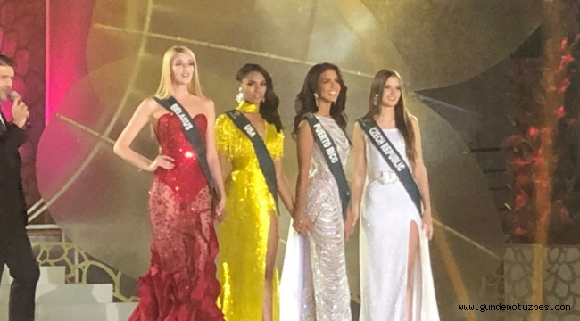 Miss Earth-2019 birincisi belli oldu