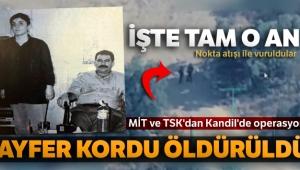MİT ve TSK'dan Kandil'de operasyon! Kırmızı listedeki terörist etkisiz hale getirildi
