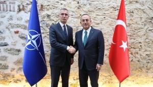 NATO Genel Sekreteri İstanbul'da: Terörizme karşı ayrım gözetmeden mücadele ediyoruz