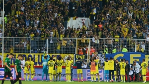 Süper Lig: Yukatel Denizlispor: 1 - Fenerbahçe: 2