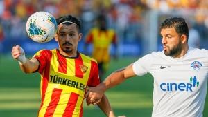 TFF Süper Lig: Göztepe 1 - 4 Kasımpaşa