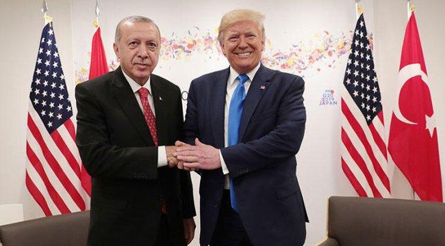 Trump-Erdoğan görüşmesine Esper ve Milley de katılmış